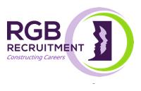 RGB Recruitment logo