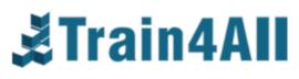 Train4All logo