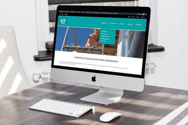 Image of desktop showing Resource